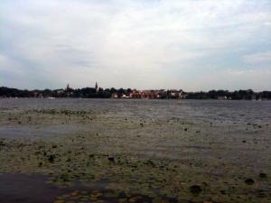 Ostróda brzeg